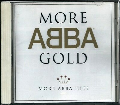 Abba More Abba Gold More Abba Hits Japan CD POCP-1339