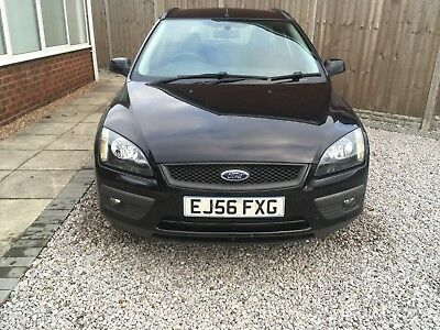 Ford Focus Zetec Estate 1.6 TDCi 2006