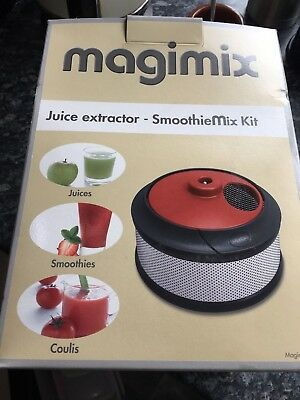 Magimix Juice Extractor & Smoothie Mix  - for th Magimix 3200 XL Food processor