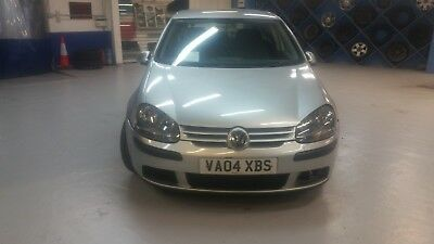 Vw golf mk5 spares or repairs