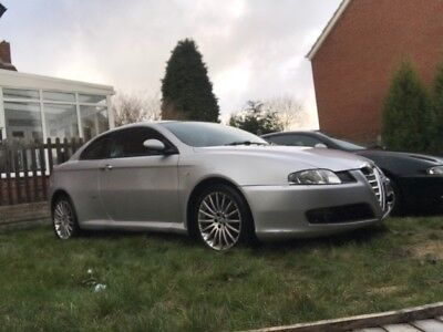 Alfa Romeo GT 1.9 JTDm 16v 2dr 06 plate, FSH, £4500 in work completed, loved car