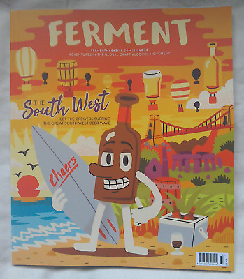 Ferment Magazine Issue 33