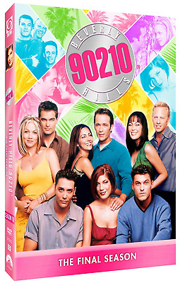 Beverly Hills, 90210: The Tenth and Final Season, New DVD Top Quality