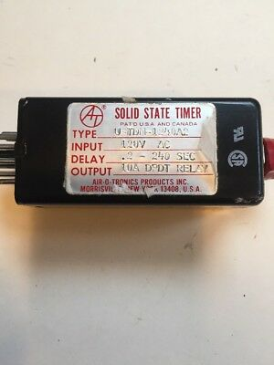 Air-O-Tronics Solid State Timer 120 volt