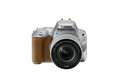 New Canon EOS 200D Digital SLR Camera with EF-S 18 - 55 mm f/4-5.6 IS STM Lens