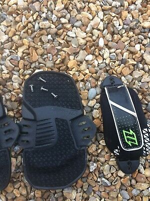 Kite Footstraps And Footpads