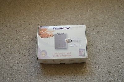Tens machine, brand Babycare TENS, pain relief, portable, used condition