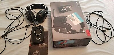 Astro Gaming A40 TR Headset + MixAmp Pro - Black