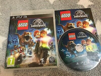 Lego Jurassic World PlayStation 3 PS3 Console Boys Girls Kids Xmas Park