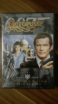 James Bond - Octopussy - DVD - 2 Disc - Edition
