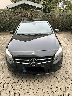 Mercedes Benz A 180 BlueEFFICIENCY Sitzheizung, Navigation Euro 6