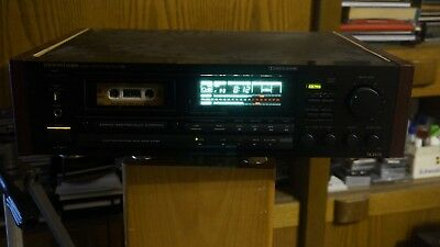 High - End Onkyo Kassettendeck Ta - 2570 Top-Zustand