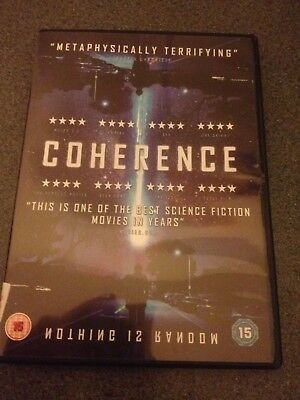Coherence DVD. Coherence DVD
