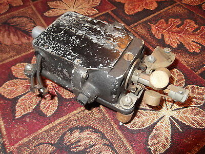 Vintage RCA victrola or other phonograph motor