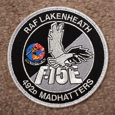 US AIR FORCE Patch: F-16 Fighting Falcon Swirl - £3 90