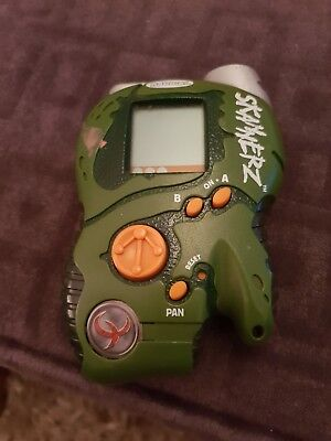 Collectable Radica SKANNERZ Hand Held Toy Scanner...RARE
