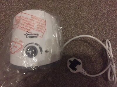 Tommee Tippee Electric Bottle Warmer. Brand New Never Used