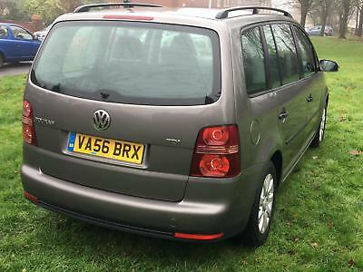 2006 Vw Touran 1.9 Se Tdi 7 Seater Mot 05/04/2018 Immaculate Condition