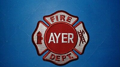 Ayer Fire Patch