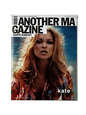 Another Magazine | Guardian Supplement  | #6 | Spring/Summer | Kate Moss | 04