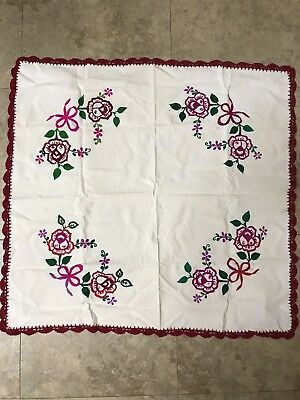 Mexican Hand Embroidery