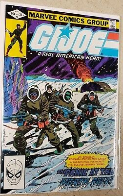 * G.I. Joe #2 (NM+ 9.6) WHITE Pages ORIGINAL OWNER Collection *