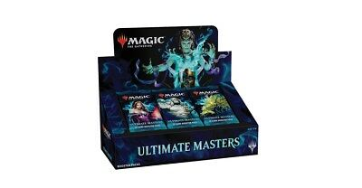 Magic the Gathering, Ultimate Masters Display Box, Repack, Englisch, 24 Rares