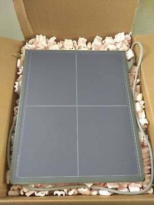 "Digital Xray Panel Detector 14x17"" Delworks F14G"