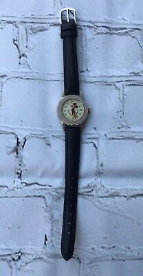 Vintage Bradley Mickey Mouse Walt Disney Wrist Watch Swiss Made 023
