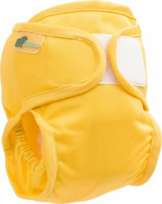 Little Lamb nappy cover (20-38lbs; yellow)