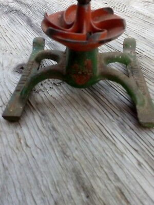 Antique lawn sprinkler