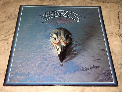 Eagles Their Greatest Hits 1971-1975 Asylum 1976 Emboss SEALED RARE NO Barcode