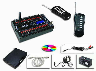 Intellectualized Fireworks Wireless Firing System MB32Q+ Programable, FSK, Group