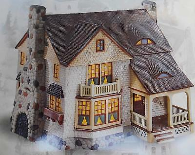 "Department 56 Seasons Bay ""Inglenook Cottage #5"" #53304, First Edition, NEW"
