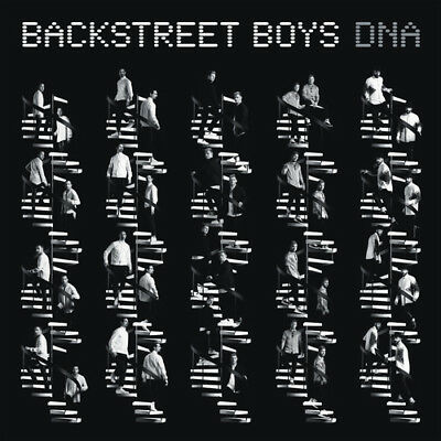 Backstreet Boys Dna (2019) Brand New Sealed Cd