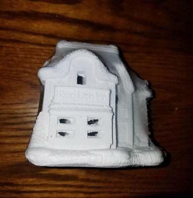 New Creative Crafts Red Lion Inn 97408 Ready to paint sealed