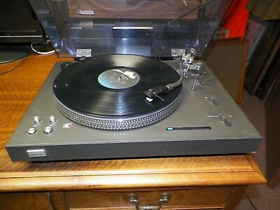 Sansui FR 5080 turntable 4 channel direct drive fully automatic  NO RESERVE