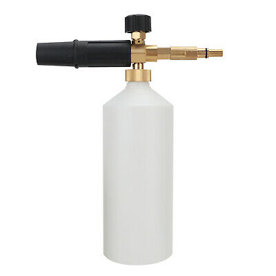 1L Foam Lance Car Wash Cannon Spray Bottle For Lavor Ryobi Pressure Washer AU