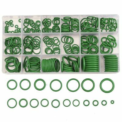 270 pc O Ring O-Ring Seal Rubber Assortment 18 sizes Kit Hydraulics Air Gas HVAC