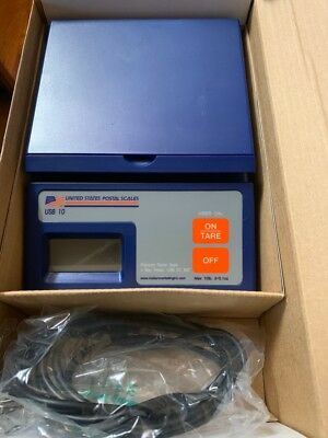 Official USPS Electronic Postal Scales Max 10 lb