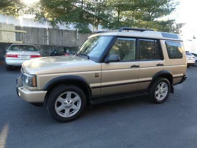 2004 Discovery SE7 2004 Land Rover Discovery SE7 73,460 Miles TAN Sport Utility 8 Cylinder Engine 4