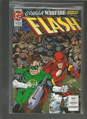 Flash #70 NM Wally West as the Flash. .COMBINE SHIPPING