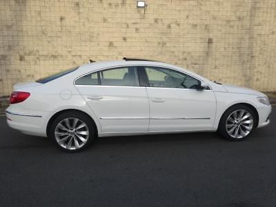 2011 Volkswagen CC Luxury Limited CC Lux Limited 118k Miles ALL POWER SUNROOF NAV HEATED SEATS BACKUP CAMERA CLEAN