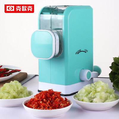 Heavy Duty Manual Maker Meat Mincer & Grinder Sausage Hand Operated Kitchen Tool