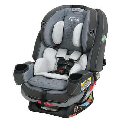 Graco 4Ever Car Seat Extend2Fit Platinum 4-in-1, Hayden