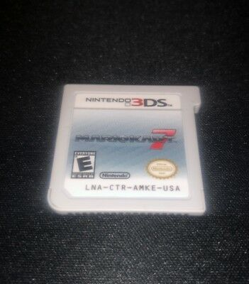 Mario Kart 7 for Nintendo 3DS Cartridge Only Tested Fast Shipping