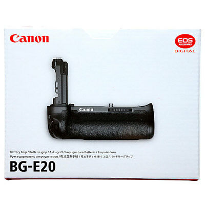 Canon BG-E20 Battery Grip - New in Box