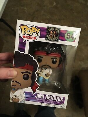 Pop! Rocks: Jimi Hendrix FUNKO #54