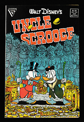 Uncle Scrooge 219 223 225 226 (Lot of 4) Canadian Newsstand 1st Don Rosa