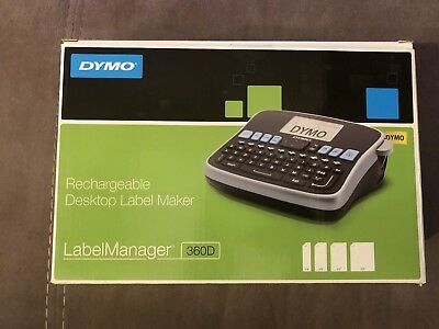 Dymo LabelManager 360D Label Thermal Printer